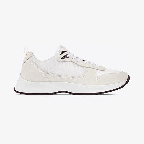 Dior B25 Runner Sneaker - White