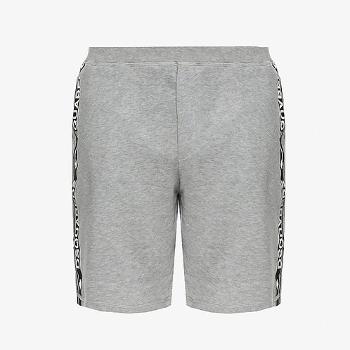 Dsquared2 Logo Tape Shorts - Grey