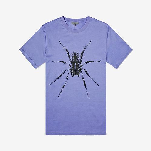 Lanvin Spider Print T-Shirt - Lilac