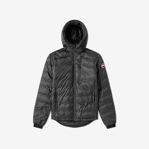 Canada Goose 'Lodge Hoody' Down Jacket - Graphite/Dark Grey