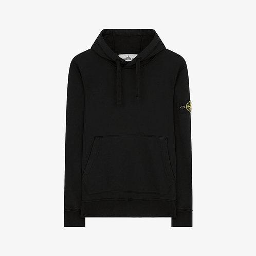 Stone Island Pullover Sweatshirt - Black