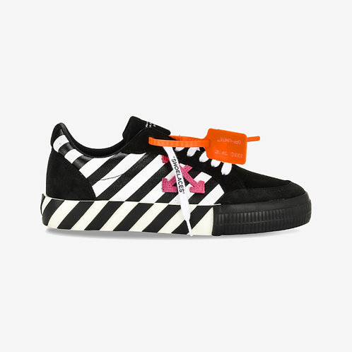 Off-White Multicoloured 3.0 Polo Vulcanized Sneakers Black