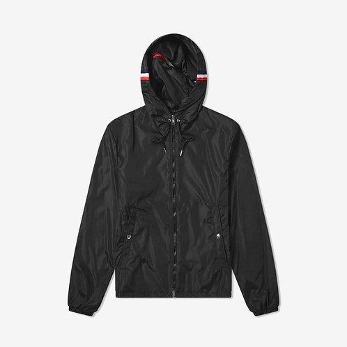 Moncler 'Grimpeurs' Hooded Zip Jacket - Black
