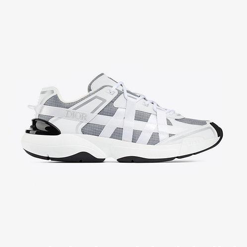 Dior B24 Runtek Sneaker - White