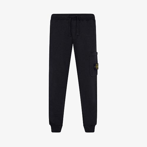 Stone Island Fleece Pants - Navy