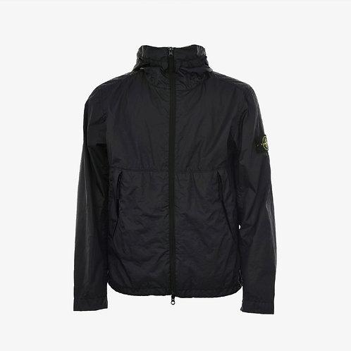 Stone Island Membrana 3L TC Hooded Jacket - Black