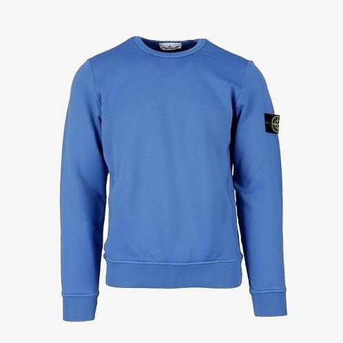 Stone Island Stretch Composition Sweatshirt - Periwinkle Blue