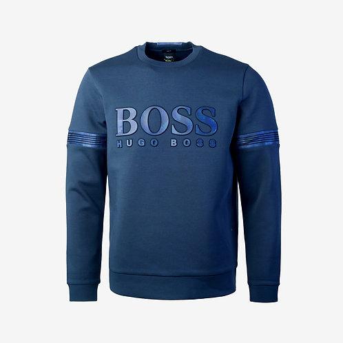 Boss Green Salbonic Sweatshirt- Blue
