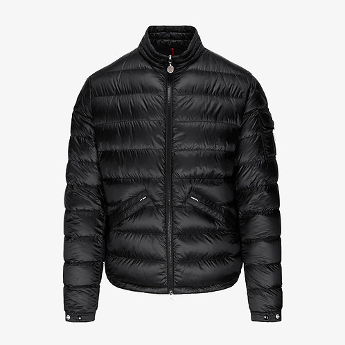 Moncler 'Agay' Down Jacket - Black