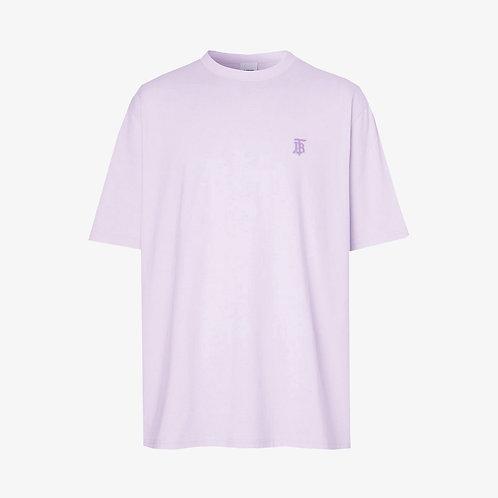 Burberry Monogram T-Shirt - Pale Thistle