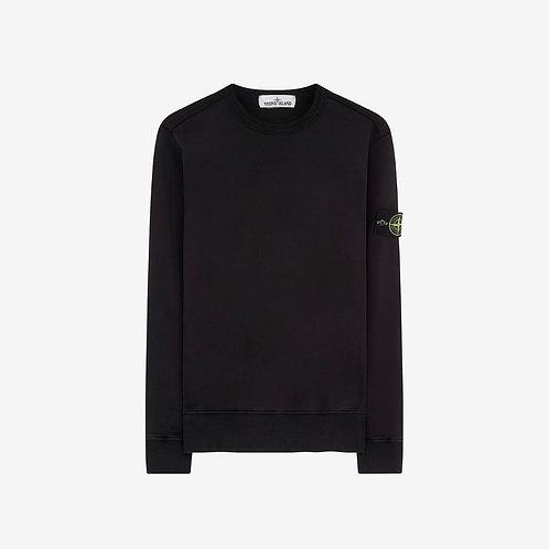 Stone Island Crewneck Sweatshirt - Black