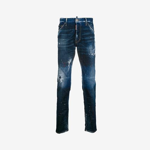 Dsquared2 Cool Guy Jean Blue Men Fashion