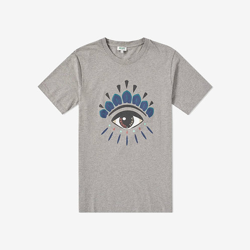 Kenzo Printed Eye T-Shirt - Grey