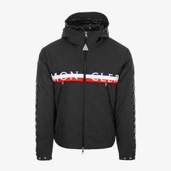Moncler 'Olargues' Hooded Zip Jacket - Black