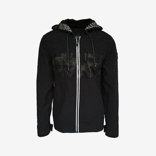 Moose Knuckles Mesh Universite Jacket - Black