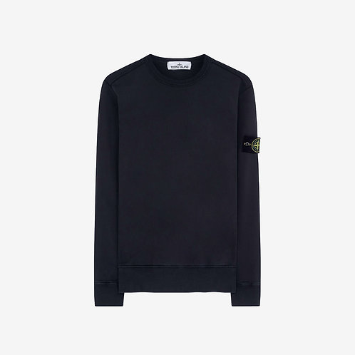 Stone Island Crewneck Sweatshirt - Navy