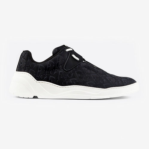 Dior B17 Oblique Sneakers Black and White