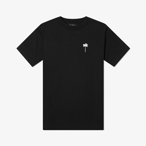 Palm Angels PXP Palm Logo T-Shirt - Black