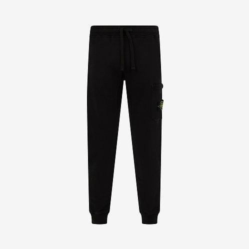Stone Island Fleece Sweat Pants - Black