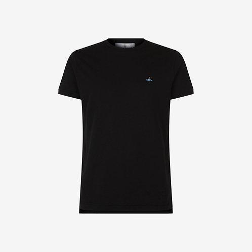Vivienne Westwood Peru Orb Logo T-shirt - Black