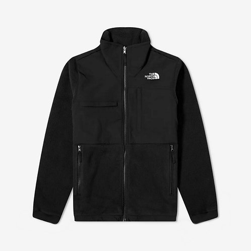 North Face Denali 2 Fleece Jacket - Black