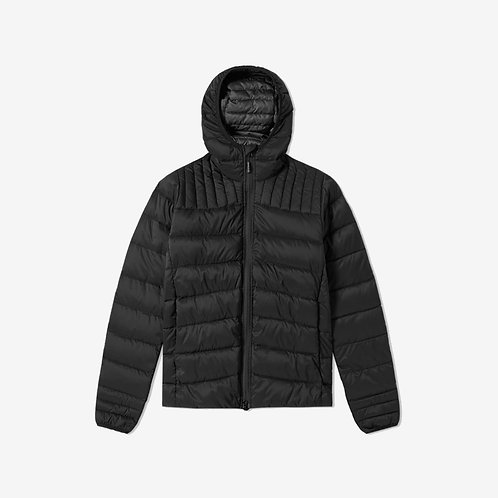 Canada Goose 'Brookvale Hoody' Down Jacket - Black/Graphite