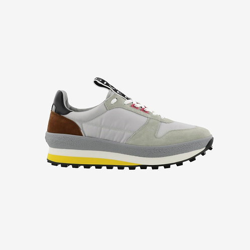Givenchy TR3 Runner Sneakers Grey Yellow Men