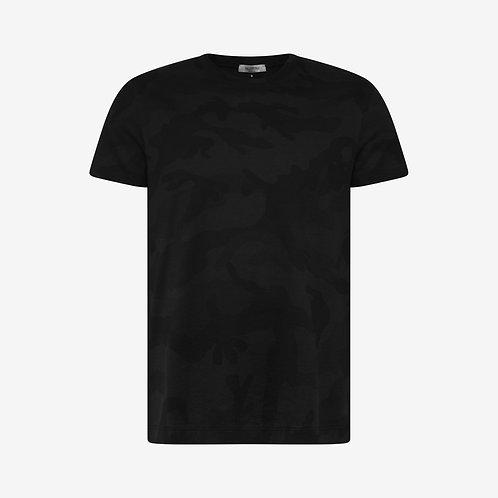 Valentino Camouflage T-shirt - Black