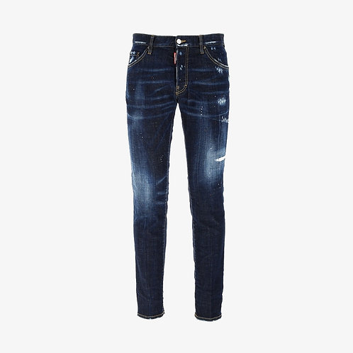 Dsquared2 Dark Sky Cool Guy Jeans - Blue