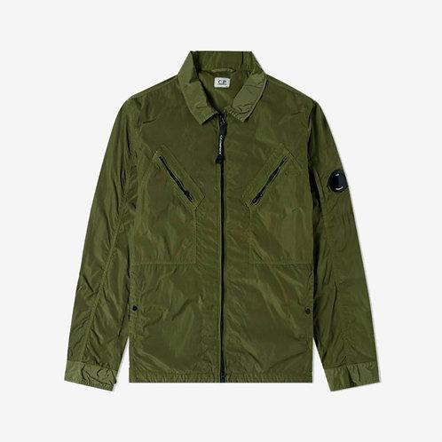 C.P. Company Kids Overshirt - Green