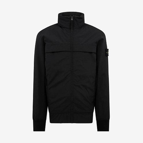 Stone Island Soft Shell-R Jacket with Primaloft Insulation - Black