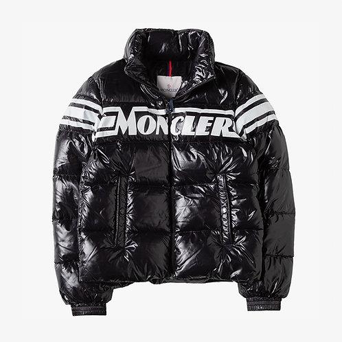 Moncler for Kids 'Saise' Down Jacket - Black