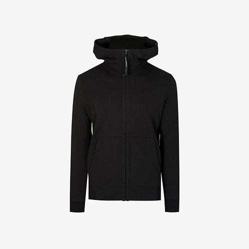 C.P. Company Goggle Hooded Jacket - Black