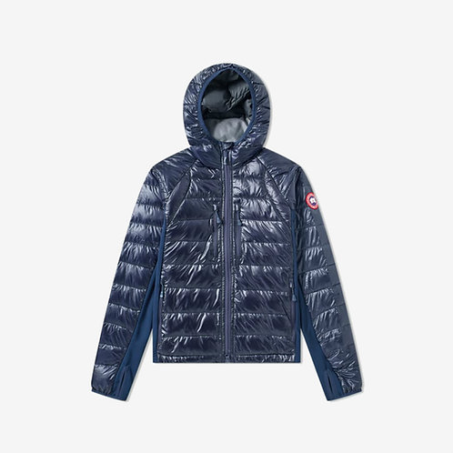 Canada Goose 'Hybridge Lite Hoody' Down Jacket - Admiral Blue/Black