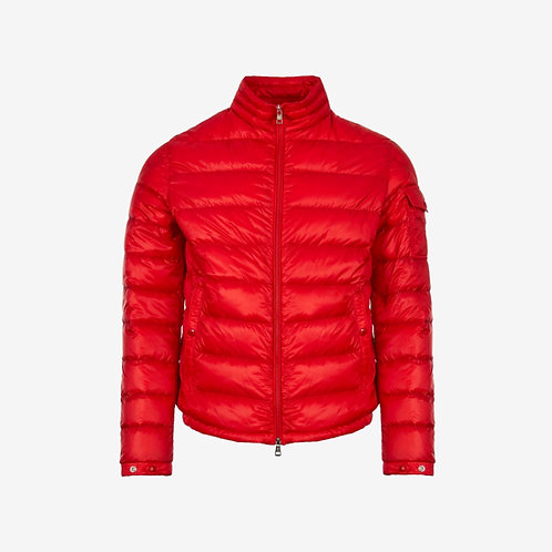 Moncler 'Lambot' Jacket - Red