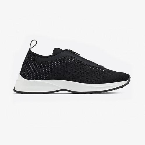 Dior B25 Low Top Sneakers - Black