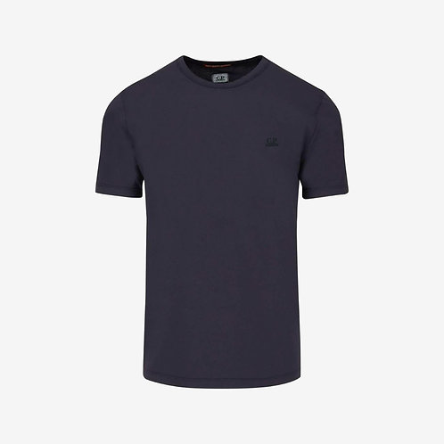 C.P. Company Makò T-shirt with Small Logo - Total Eclipse Navy
