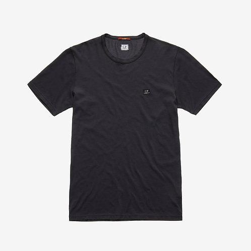 C.P. Company Classic Logo Tacting T-Shirt - Charcoal Grey
