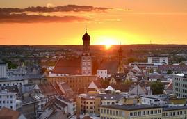Augsburg, foto Francesco Carovillano/DZT