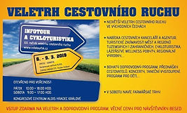 Veletrh Infotour a Cykloturistika