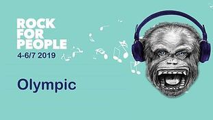 Rock for People 2019, Olympic