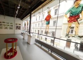 VR video Marko Čermák / 80 let, Galerie 1
