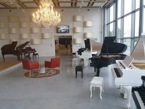 VR 360 video - Petrof Gallery, Hradec Králové