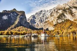 Když je příroda v klidu: Alpská hra barev v Berchtesgadensku