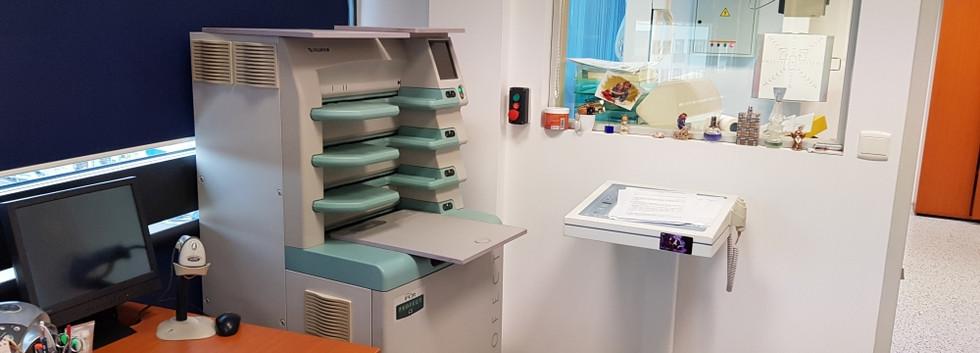 Klinika CCR Pardubice - rentgen