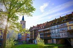 Navštivte Erfurt a užijte si národní zahradní show