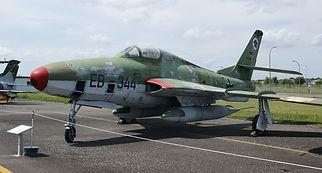 RF-84F  autor: anatolij, Turistika.cz