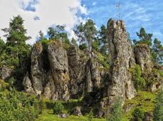 Okouzlující Přírodní park Franské Švýcarsko