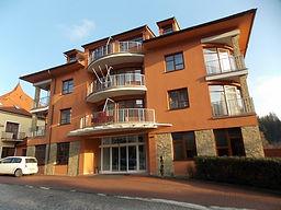 Lázeňský hotel Vila Antoaneta