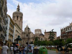 VR 360 video - Katedrála Valencie a svatý grál, Španělsko